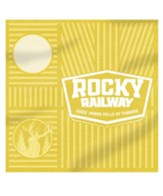 Rocky Railway: Banduras, Aspen Gold (pkg of 6)