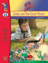 James and the Giant Peach Lit Link Gr. 4-6 - PDF Download [Download]