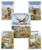 Rocky Railway: Bible Point Posters (set of 6)