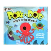 Poke-A-Dot: Who's in the Ocean Activity Book