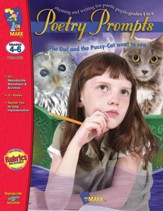 Poetry Prompts Gr. 4-6 - PDF Download [Download]