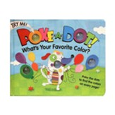 Poke-A-Dot: Favorite Color Activity Book