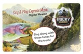 Rocky Railway: Sing & Play Music Participant Download Card