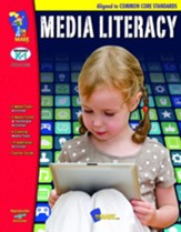 Media Literacy Aligned to Common  Core: Kindergarten-Grade 1 - PDF Download [Download]