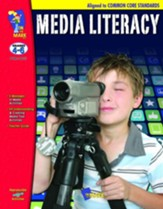 Media Literacy Aligned to Common Core: Grades 4-6 - PDF Download [Download]