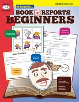 Book Reports for Beginners Gr. 1-2 Aligned to Common Core (eBook) - PDF Download [Download]