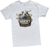 Rocky Railway: Adult T-Shirt, X-Large (46-48)