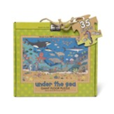 Under the Sea Giant Floor Puzzle, 35 Pieces
