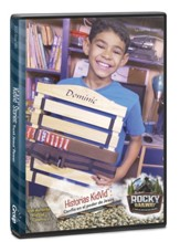 Rocky Railway: Trust Jesus' Power, KidVid Stories DVD (Spanish)