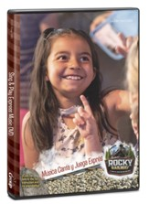 Rocky Railway: Sing & Play Express Music DVD (Spanish)