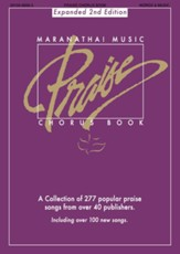 Maranatha! Music Praise Chorus Book, Expanded 2nd Edition - PDF Download [Download]