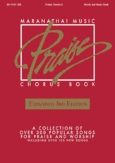 Maranatha! Music Praise Chorus Book, Expanded 3rd Edition - PDF Download [Download]