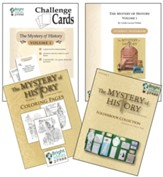 The Mystery of History Volume 1  Challenge Cards - PDF Download [Download]