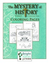 The Mystery of History Volume 2 Coloring Pages - PDF Download [Download]