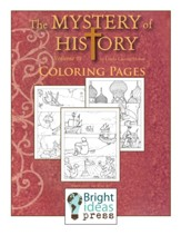 The Mystery of History Volume 3 Coloring Pages - PDF Download [Download]