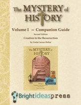 The Mystery of History Volume 1  Companion Guide E-Book [Download]