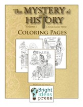 The Mystery of History Volume 1 Coloring Pages - PDF Download [Download]