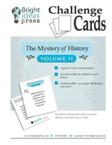 The Mystery of History Volume 2 Challenge Cards - PDF Download [Download]