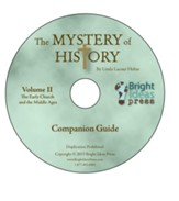 The Mystery of History Volume 2 Companion Guide E-Book [Download]