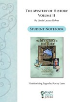 The Mystery of History Volume 2 Notebooking Pages [Download]