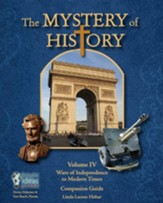 The Mystery of History Volume 4 Companion Guide E-Book [Download]