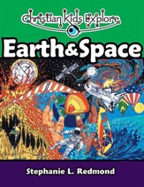 Christian Kids Explore Earth & Space  Student Activity Book [Download]