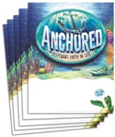 Anchored: Publicity Posters (pkg. of 5, 17 in. x 22 in.)