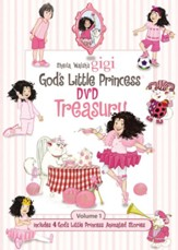 God's Little Princess DVD Treasury Box Set