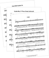 Wilderness Escape: Celebration Vocal Lead Sheets with Chords PDF [Download]