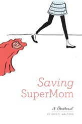 Saving Super Mom - eBook