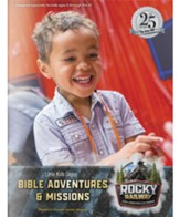 Rocky Railway: Little Kids Depot Bible Adventures & Missions Leader Manual - PDF Download [Download]