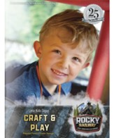 Rocky Railway: Little Kids Depot Craft & Play Leader Manual - PDF Download [Download]