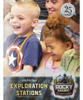 Rocky Railway: Little Kids Depot Exploration Stations Leader Manual - PDF Download [Download]
