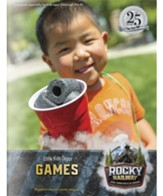 Rocky Railway: Little Kids Depot Games Leader Manual - PDF Download [Download]