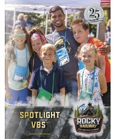Rocky Railway: Spotlight VBS Leader Manual - PDF Download [Download]