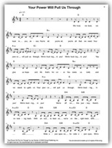 Rocky Railway: Sing & Play Express Vocal Lead Sheets with Chords [Download]