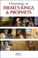Chronology of Israel's Kings & Prophets - PDF Download [Download]