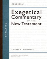 Galatians: Zondervan Exegetical Commentary on the New Testament [ZECNT]-eBook