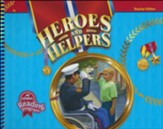 Heroes and Helpers Teacher's Edition  (Abeka Grade 3 Reader)