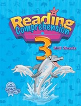 Abeka Reading Comprehension 3 Skill Sheets
