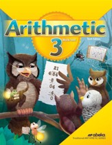 Arithmetic 3 Worktext