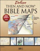 Then and Now Bible Maps Deluxe Edition - PDF Download [Download]