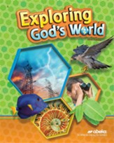 Abeka Exploring God's World Student  Text Grade 3, 5th Edition (2019)