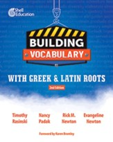 Building Vocabulary with Greek and Latin Roots: A Professional Guide to Word Knowledge and Vocabulary Development - PDF Download [Download]
