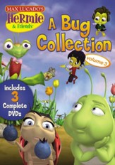 Hermie & Friends: A Bug Collection #3, DVD Set