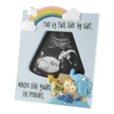 Noah's Ark, Two By Two, Ultrasound Photo Frame