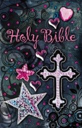 Sequin Bible- Black