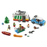 LEGO ® Creator Caravan Family Holiday
