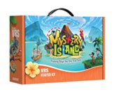 Mystery Island Starter Kit - Answers in Genesis VBS 2020