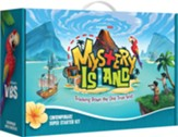 Mystery Island Contemporary Super Starter Kit - Answers in Genesis VBS 2020